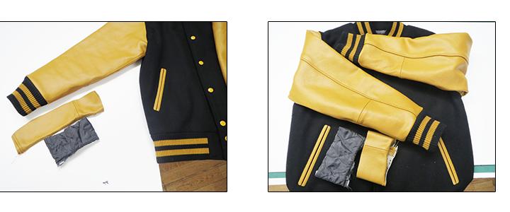 ジャケットの袖丈直し
